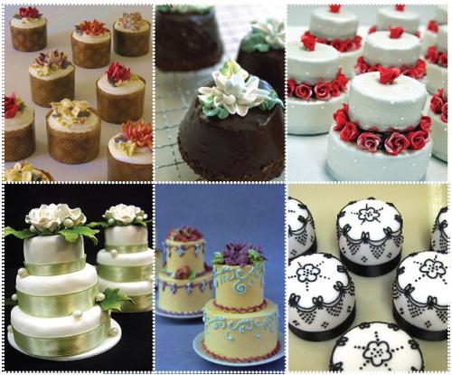Úžasné minicakes - Obrázok č. 43