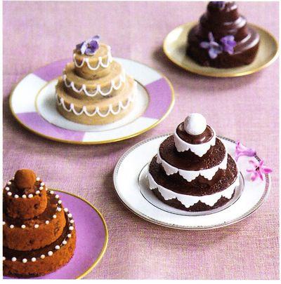Úžasné minicakes - Obrázok č. 46