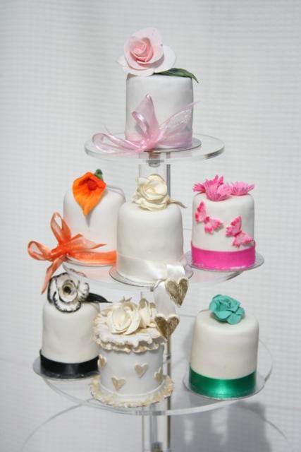 Úžasné minicakes - Obrázok č. 48