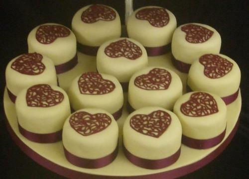 Úžasné minicakes - Obrázok č. 70
