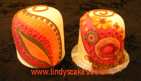 Úžasné minicakes - Obrázok č. 72