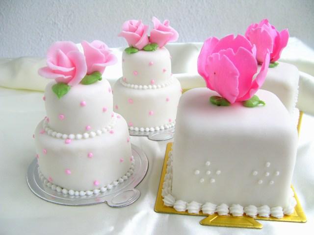 Úžasné minicakes - Obrázok č. 75