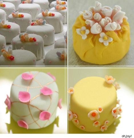 Úžasné minicakes - Obrázok č. 78