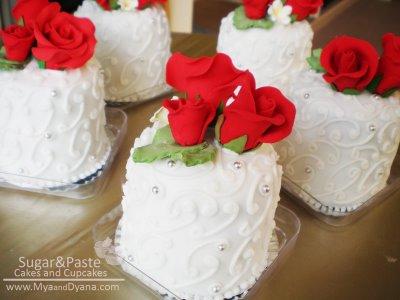 Úžasné minicakes - Obrázok č. 95