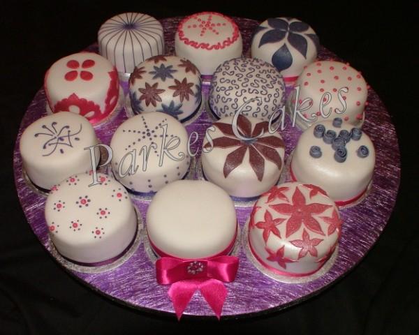 Úžasné minicakes - Obrázok č. 100