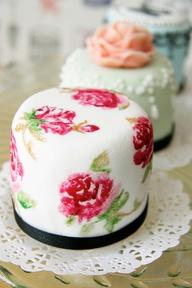 Úžasné minicakes - Obrázok č. 1