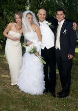 svatební kytka- kaly