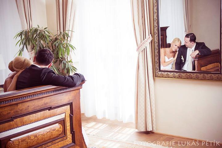 Lucka{{_AND_}}Ráďa - Foto se zrcadlem chtěl můj muž :)