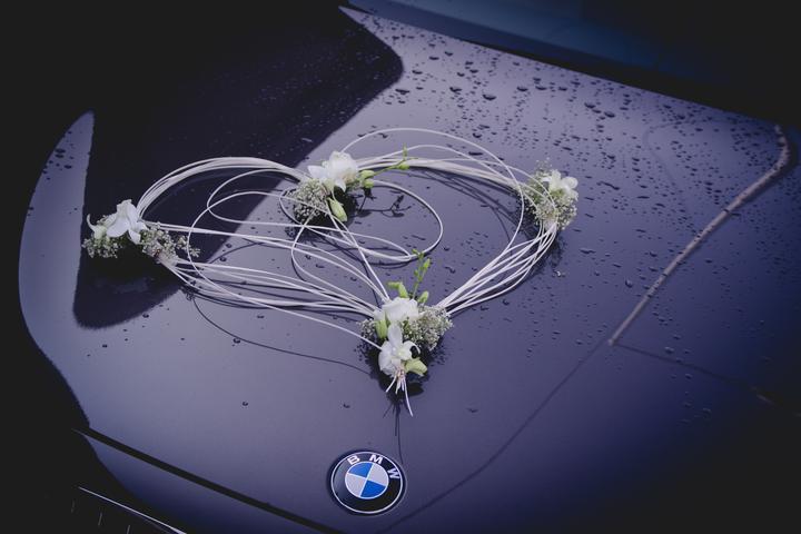 Lucka{{_AND_}}Ráďa - auto nevěsty :)
