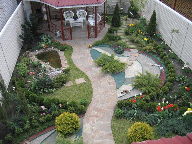 Velcí zahradníci s malou zahradou - Obrázek č. 58