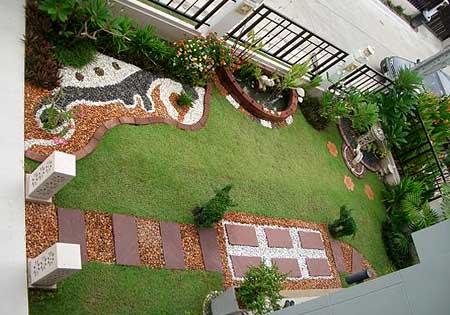 Velcí zahradníci s malou zahradou - Obrázek č. 84