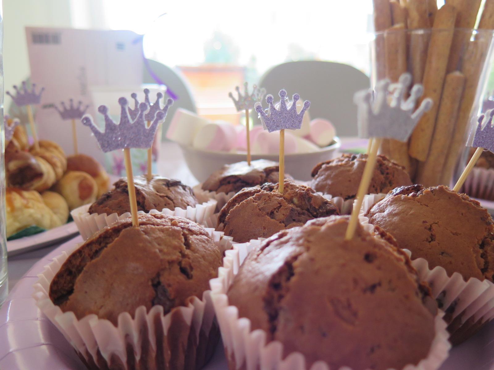 Doma i v zahradě - Oblíbené čokoládové  muffiny