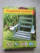 Kniha Plánování zahrady,