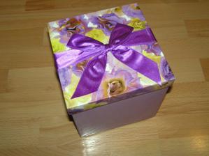 Krabička na přáníčka...nejspíš...:-)