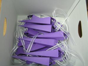 Všech 20 krabiček pohromaě...:-)