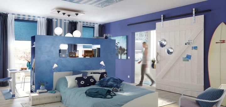 Moje milovane farby v interieri- modra, biela, - Obrázok č. 349