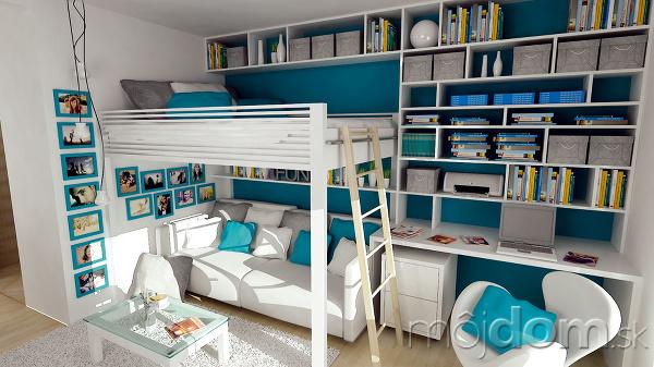 Moje milovane farby v interieri- modra, biela, - Obrázok č. 350