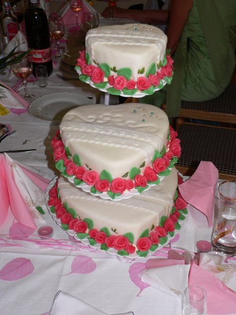 Stanka{{_AND_}}Branko - Svadobná torta,chutila aj vyzerala fantasticky