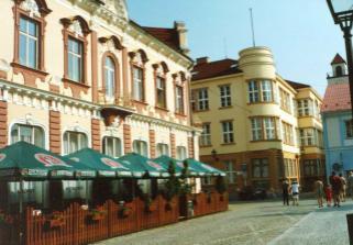 hotel Praha - zde bude hostina