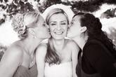 Líčení a účesy všech tří dam na svatby jsou mou prací. :o) Holky úžasné :)