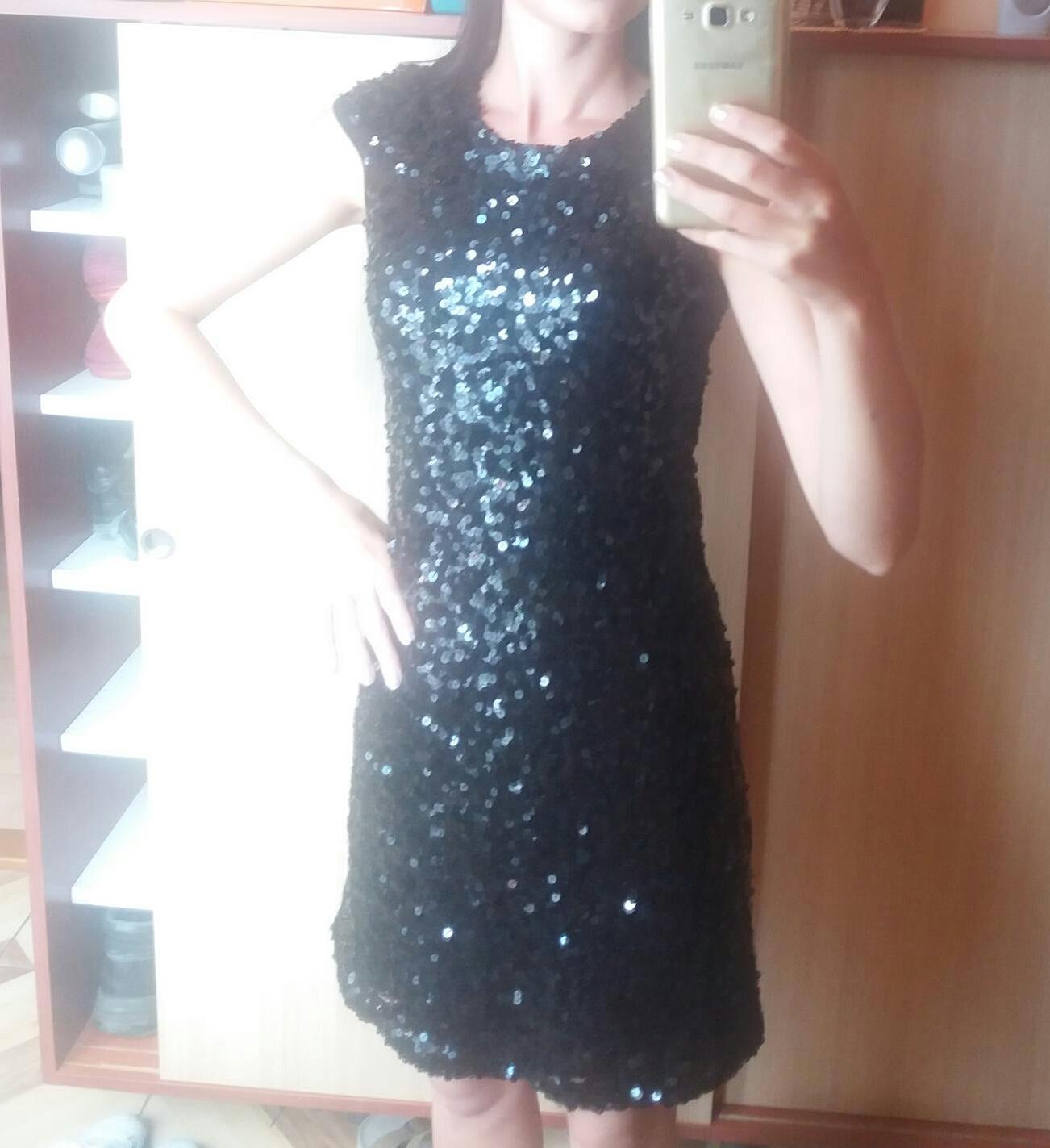 Flitrovane šaty - Obrázok č. 2