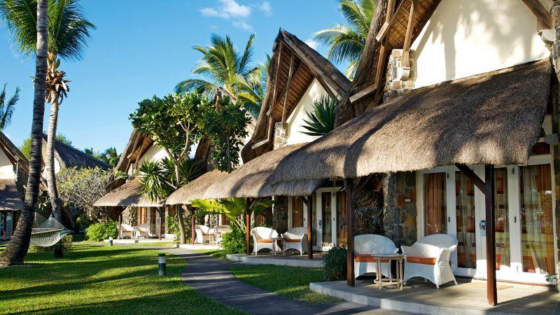 Mauricius - La Pirogue resort - Obrázek č. 2