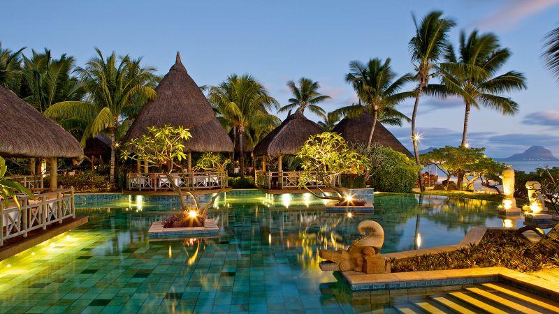 Mauricius - La Pirogue resort - Obrázek č. 3