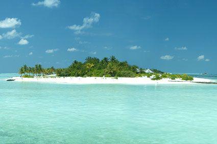 Maledivy - Fun Island (podzim-zima) - Obrázek č. 1