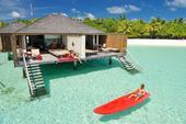Maledivy - Paradise Island (září, říjen),
