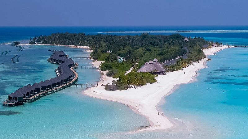Maledivy - Kuredu (zima-jaro), all inklusive - Obrázek č. 1