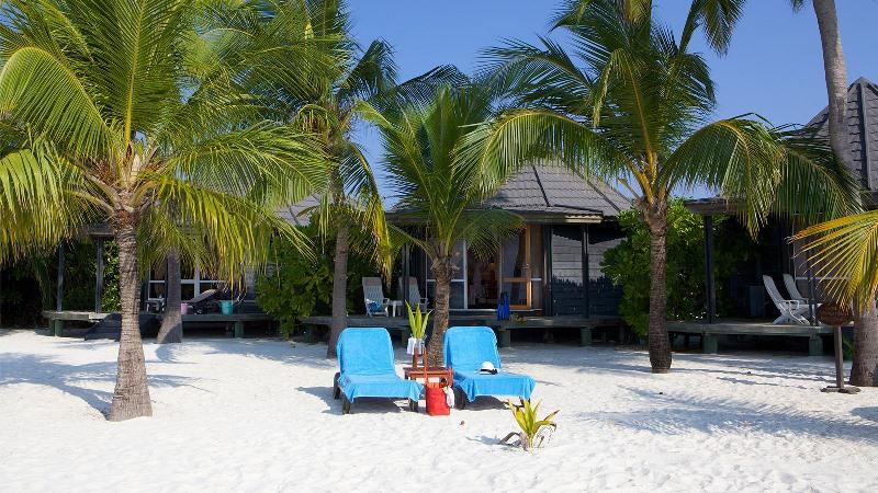Maledivy - Kuredu (zima-jaro), all inklusive - Obrázek č. 3