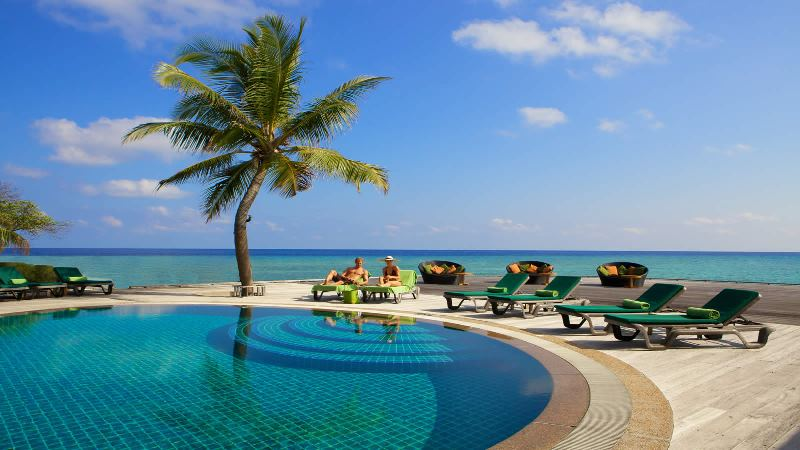 Maledivy - Kuredu (zima-jaro), all inklusive - Obrázek č. 4