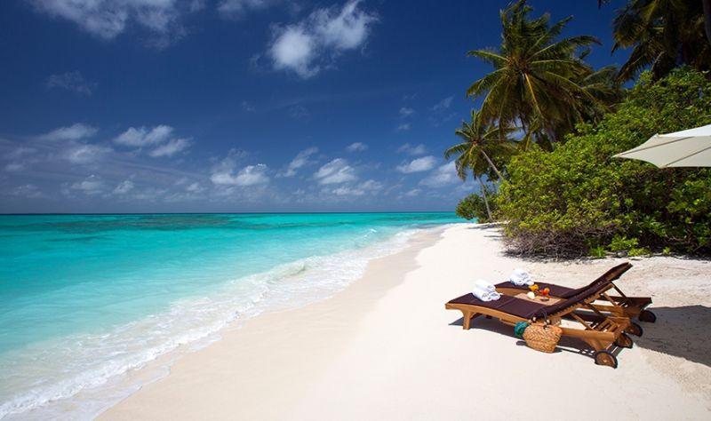 Maledivy - Atmosphere Kanifushi (all inklusive) - Obrázek č. 3