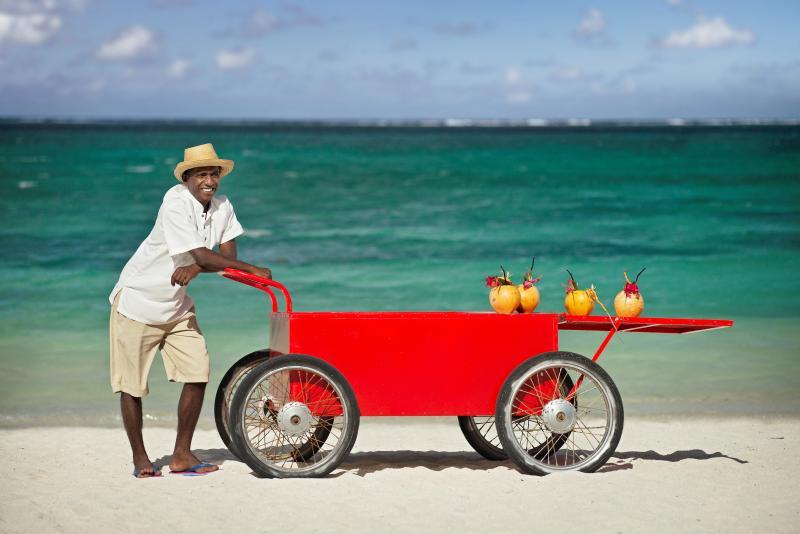 Mauricius- Emeraude Beach Attitude (all inklusive) - Obrázek č. 2