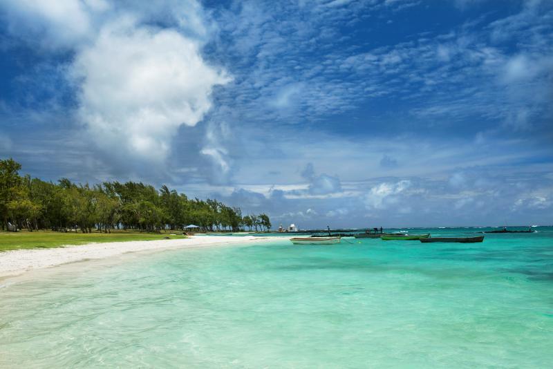 Mauricius- Emeraude Beach Attitude (all inklusive) - Obrázek č. 3