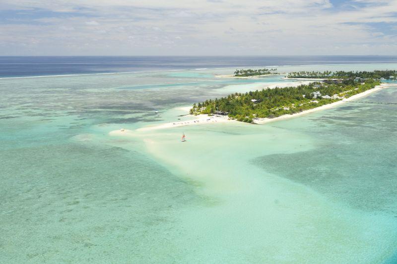 Maledivy - Fun Island (podzim-zima) - Obrázek č. 2
