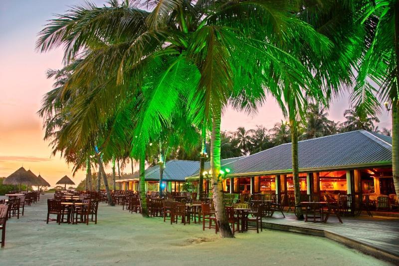 Maledivy - Sun Island (All Inklusive) - Obrázek č. 1