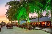 Maledivy - Sun Island (duben),