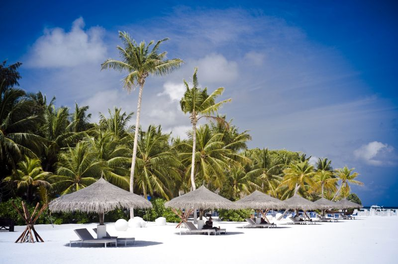 Maledivy - Kihaa (duben), all inklusive - Obrázek č. 2