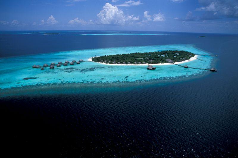 Maledivy - Kihaa (duben), all inklusive - Obrázek č. 1
