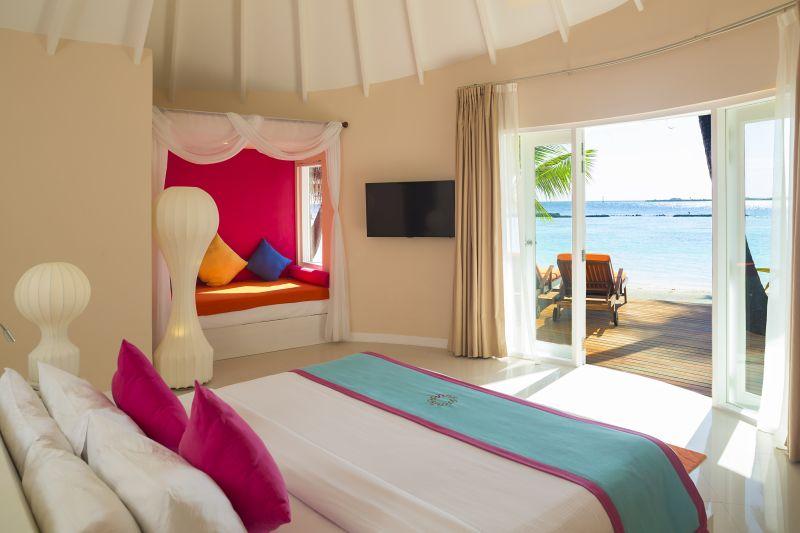 Maledivy - Sun Aqua Vilu Reef, all inklusive - Obrázek č. 2