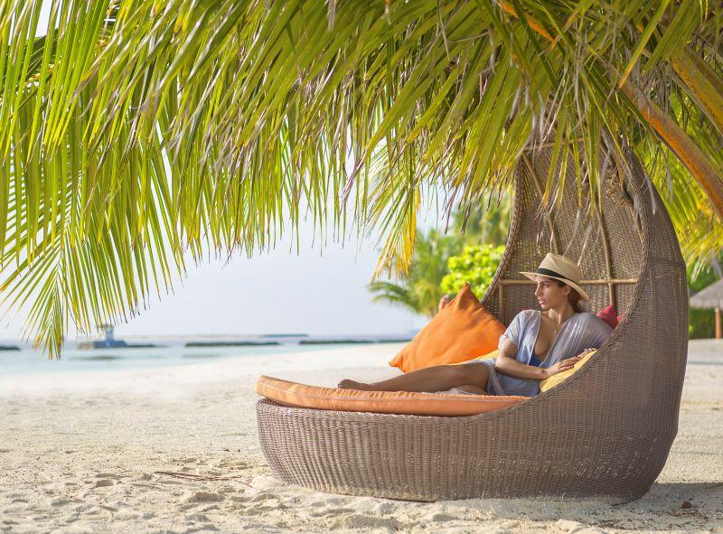 Maledivy - Sun Aqua Vilu Reef, all inklusive - Obrázek č. 4