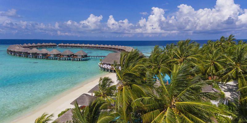 Maledivy - Sun Aqua Vilu Reef, all inklusive - Obrázek č. 1