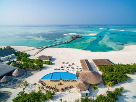 Maledivy- Cocoon Maldives (All Inklusive) - Obrázek č. 1