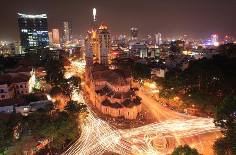 Vietnam - miniokruh na jihu a Phu Quoc - Obrázek č. 2