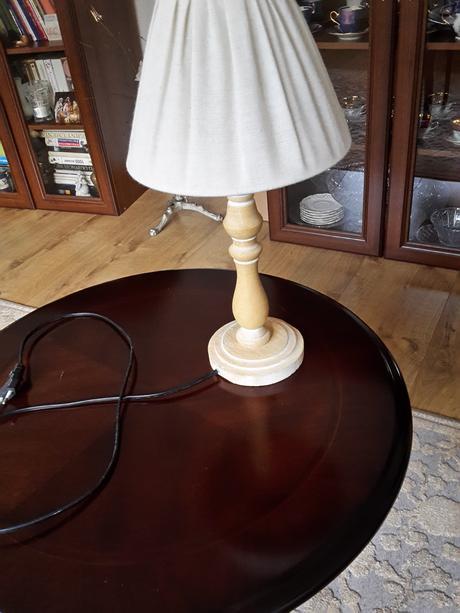 Vintage stolova lampa. - Obrázok č. 1
