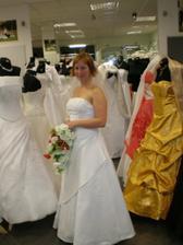 Moje svatební šatičky