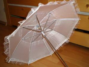 Deštník na focení