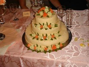tato torticka zdobila nas stol