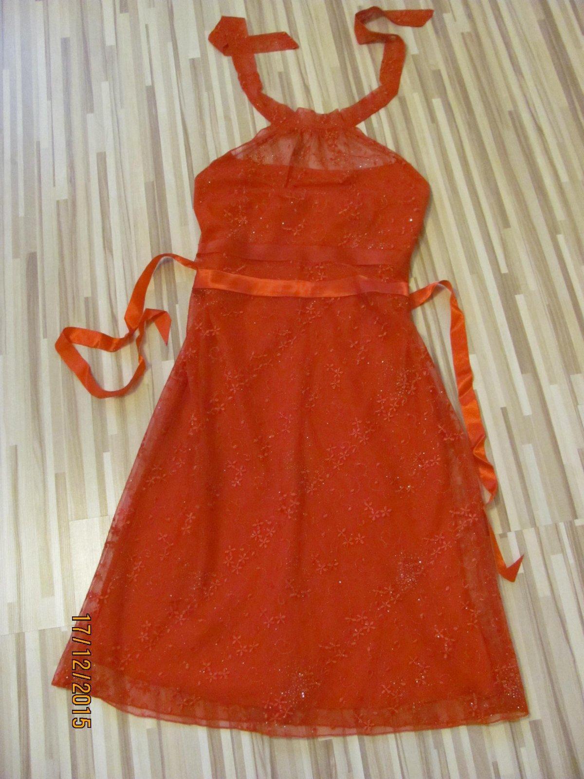 Šaty s viazaním ku krku - Obrázok č. 4